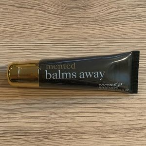 Brand New Mented Balms Away Coconut Lip Treatment